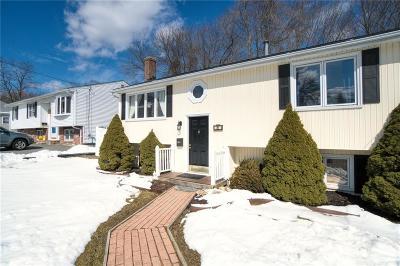 Johnston RI Single Family Home For Sale: $229,900