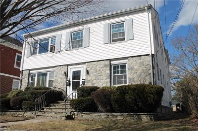 Providence County Multi Family Home For Sale: 132 - 134 Woodbine St