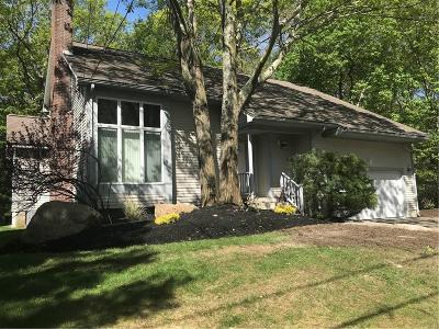 Cranston Single Family Home Act Und Contract: 75 Castleton Dr