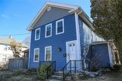 Westerly Single Family Home For Sale: 76 Beach St