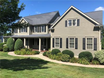 Barrington Single Family Home For Sale: 7 Atlantic Xing