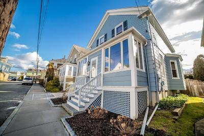 Newport Single Family Home Act Und Contract: 7 Atlantic St