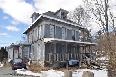 Millville Single Family Home For Sale: 6 Fletcher St