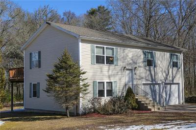 Westerly Single Family Home Act Und Contract: 371 Bradford Rd