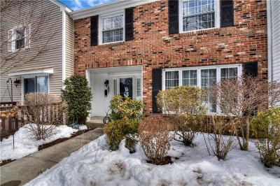 Cumberland Condo/Townhouse For Sale: 2970 Mendon Rd, Unit#15 #15