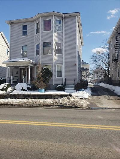 Central Falls Multi Family Home Act Und Contract: 578 Hunt St