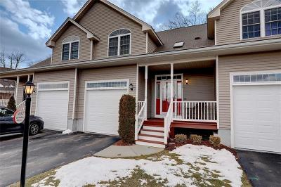 Cumberland Condo/Townhouse Act Und Contract: 158 Bear Hill Rd, Unit#402 #402
