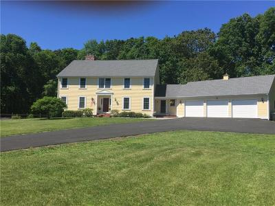 East Greenwich Single Family Home For Sale: 770 South Rd