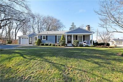 East Providence Single Family Home Act Und Contract: 50 Jay St