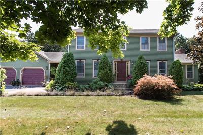 Providence County Single Family Home For Sale: 10 Split Creek Ct
