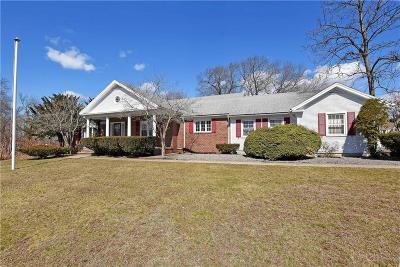 East Providence Single Family Home For Sale: 880 Veterans Memorial Pkwy