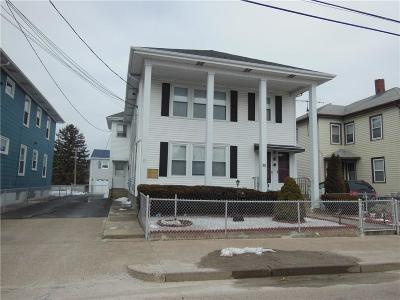 Central Falls Multi Family Home For Sale: 33 Notre Dame St