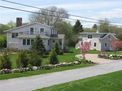 Charlestown RI Single Family Home For Sale: $1,498,000