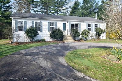 South Kingstown Single Family Home For Sale: 40 Quiet Wy