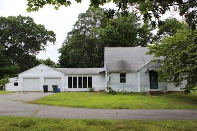 Coventry Single Family Home For Sale: 9 Dennis St