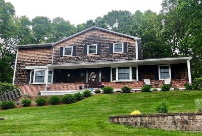 Smithfield Single Family Home For Sale: 20 Powder Mill Lane