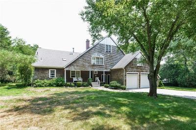 Washington County Single Family Home For Sale: 2180 Boston Neck Rd