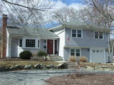 Bristol County Single Family Home For Sale: 1 Valentine Dr