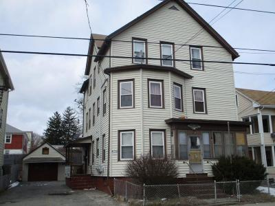 Central Falls Multi Family Home For Sale: 519 Hunt St