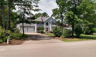 South Kingstown Single Family Home For Sale: 16 Whispering Pine Trl