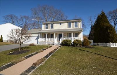 West Warwick Single Family Home Act Und Contract: 35 Gilcrest Dr