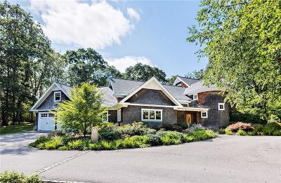 South Kingstown Single Family Home For Sale: 350 Wood Hollow Rd
