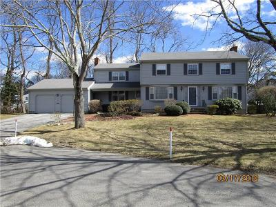 Barrington Single Family Home Act Und Contract: 16 Briarfield Rd