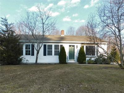 Cumberland Single Family Home For Sale: 263 Harriet Lane