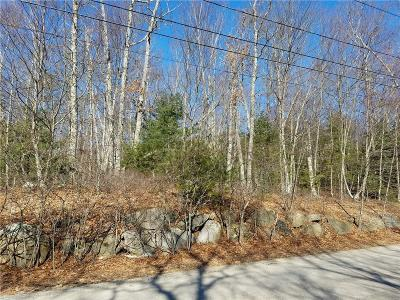 West Greenwich RI Residential Lots & Land For Sale: $139,000