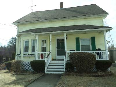 Woonsocket Multi Family Home For Sale: 171 Carnation St