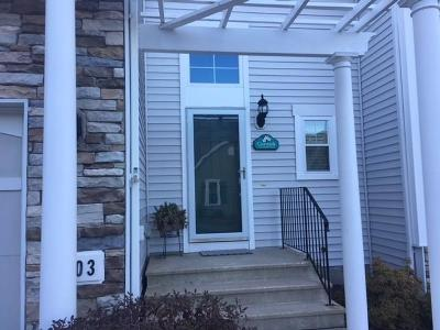 South Kingstown Condo/Townhouse Act Und Contract: 103 Camden Ct, Unit#62 #62