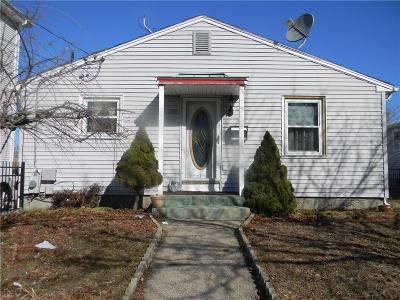 Pawtucket Single Family Home For Sale: 433 Weeden St