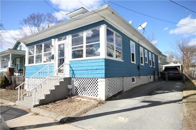 Cranston Single Family Home For Sale: 55 Villa Av