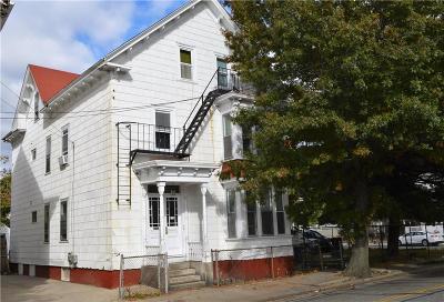 Providence RI Multi Family Home For Sale: $219,499