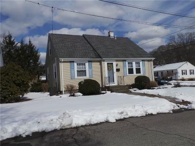 East Providence Single Family Home For Sale: 52 Goff St