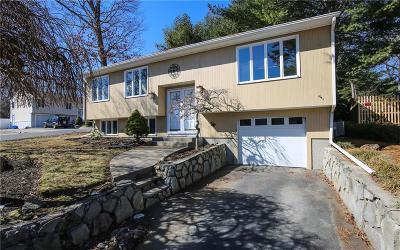 Johnston Single Family Home For Sale: 5 Van Buren St