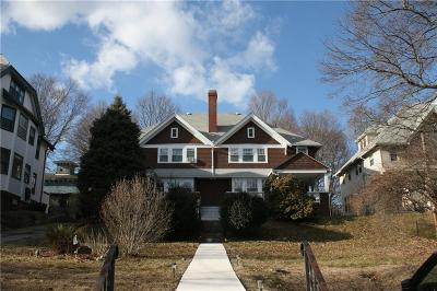 Woonsocket Multi Family Home For Sale: 365 Blackstone St