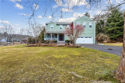 Washington County Single Family Home Act Und Contract: 268 Orchard Woods Dr