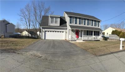 Providence County Single Family Home For Sale: 127 Jacksonia Dr