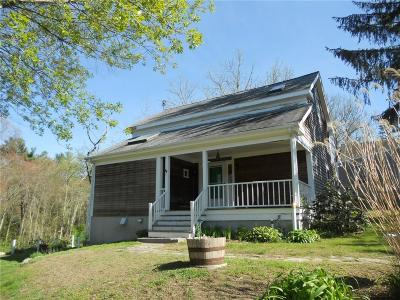 Single Family Home For Sale: 790 Gifford Rd