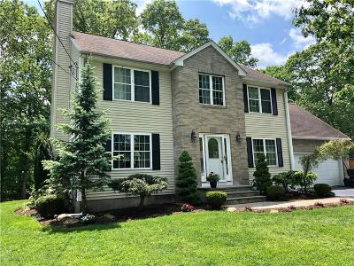 West Warwick Single Family Home For Sale: 110 Surrey Lane