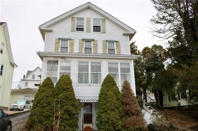 Westerly Single Family Home For Sale: 18 Rocket St