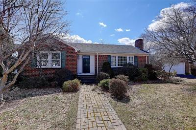 North Providence Single Family Home For Sale: 40 Superior View Blvd