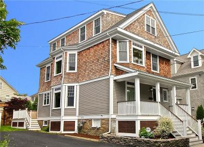 Newport Multi Family Home For Sale: 98 Third St