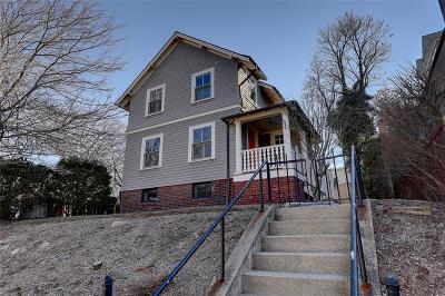 Providence County Single Family Home For Sale: 131 Congdon St