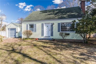 Bristol County Single Family Home For Sale: 48 Prospect St