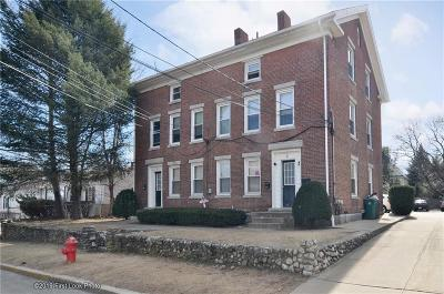 Woonsocket Multi Family Home For Sale: 74 Farm St