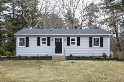 Coventry Single Family Home For Sale: 29 Larch Dr