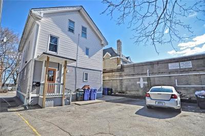 Pawtucket Multi Family Home For Sale: 8 Randall St