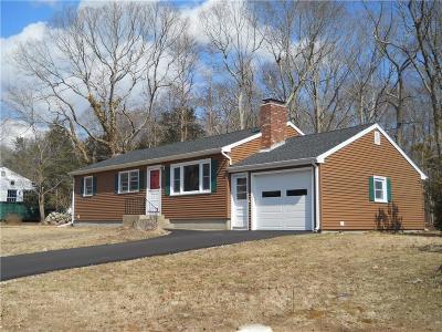 Washington County Single Family Home For Sale: 14 Boulder Rd